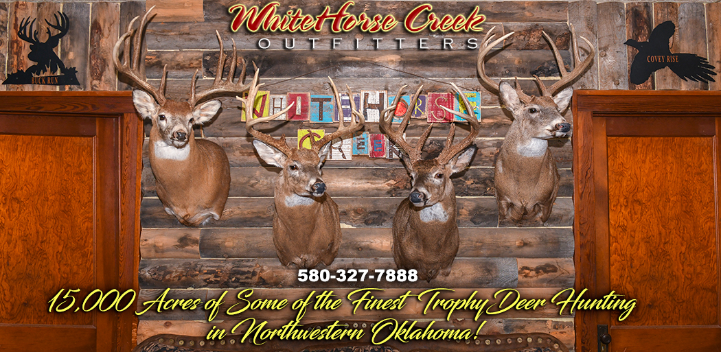 White Horse Creek Guided Hunts offers Affordable Trophy Whitetail